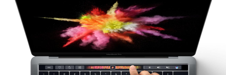新 MacBook Pro 的 Touch Bar 怎么样?这里有你想了解的一切