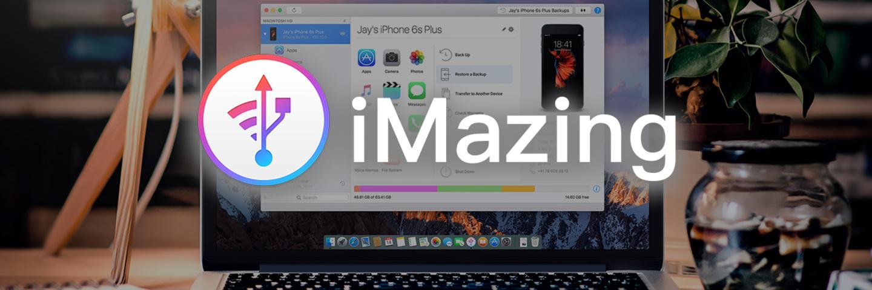 在电脑上用你喜欢的方式管理 iOS 设备:数据管理软件 iMazing