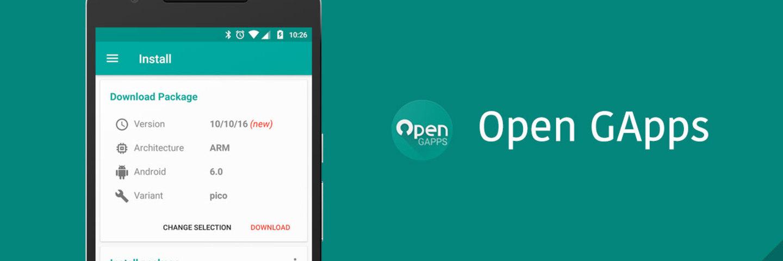 Open GApps,也许是 Android 刷机爱好者的「装机必备」 | App+1