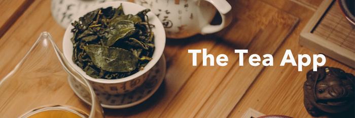 The Tea App,让你在品茶的同时更懂茶   App + 1