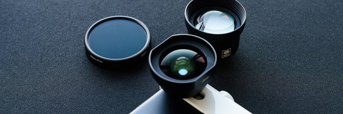如果你想为手机选购一套外置镜头 01:思锐手机镜头 | 新玩意