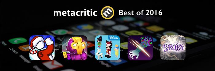 综合各大媒体评分,Metacritic 选出了去年评价最高的 20 款 iOS 游戏