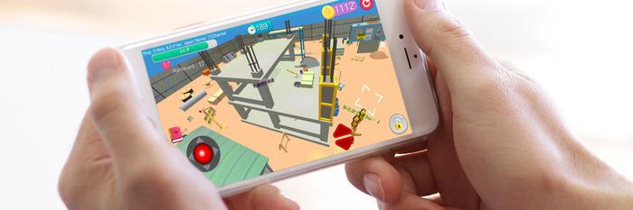 Hide.io,io 类游戏新玩法,令人捧腹的「捉迷藏」体验   App+1