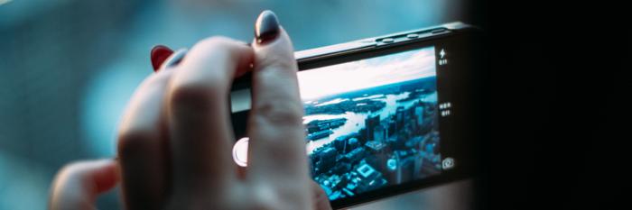 只会加滤镜?这几个简单技巧让你手机摄影与众不同 | 2016 与我的数字生活