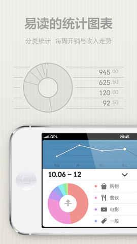 简洁优雅的每日消费随记:DailyCost截图3.jpg