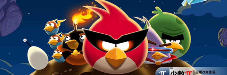 欢迎回来《愤怒的小鸟太空版》...