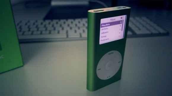 iPod mini(图源:obamapacman