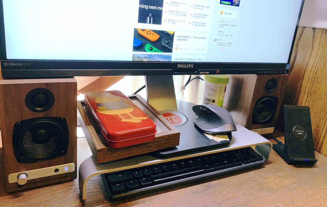 很适合小桌子的声擎 HD3
