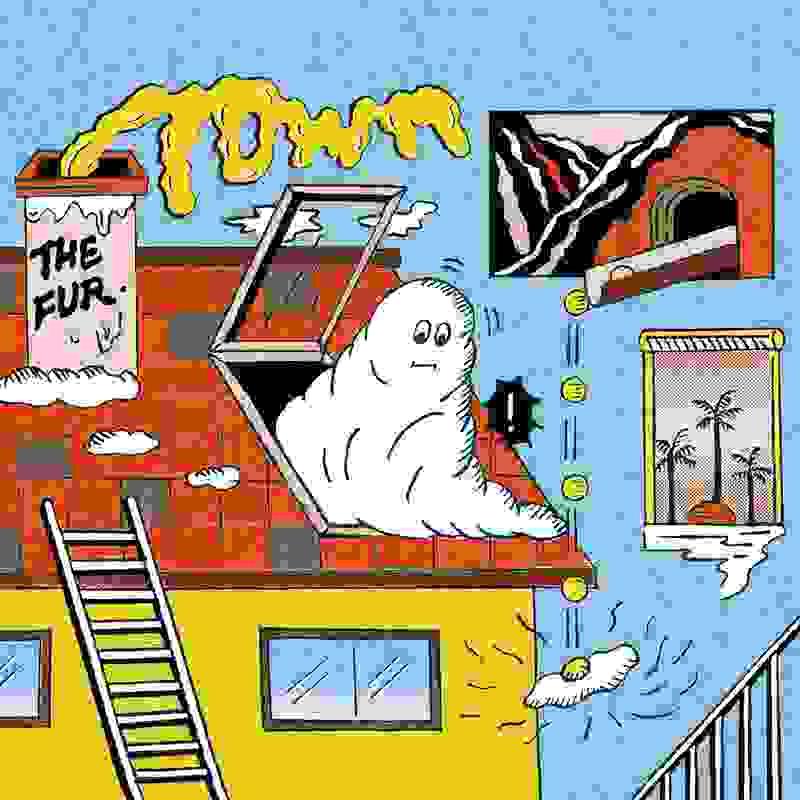 《Town》封面