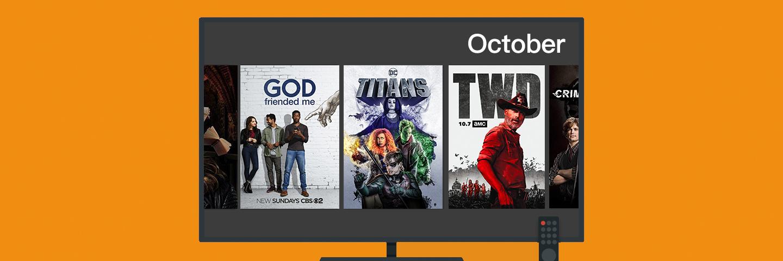 这个 10 月,有哪些值得一追的美剧?