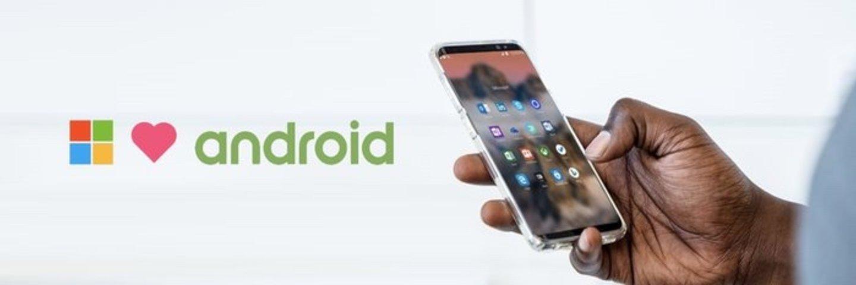 没有 Google 服务不要紧,「微软全家桶」内也有别样的 Android 生态