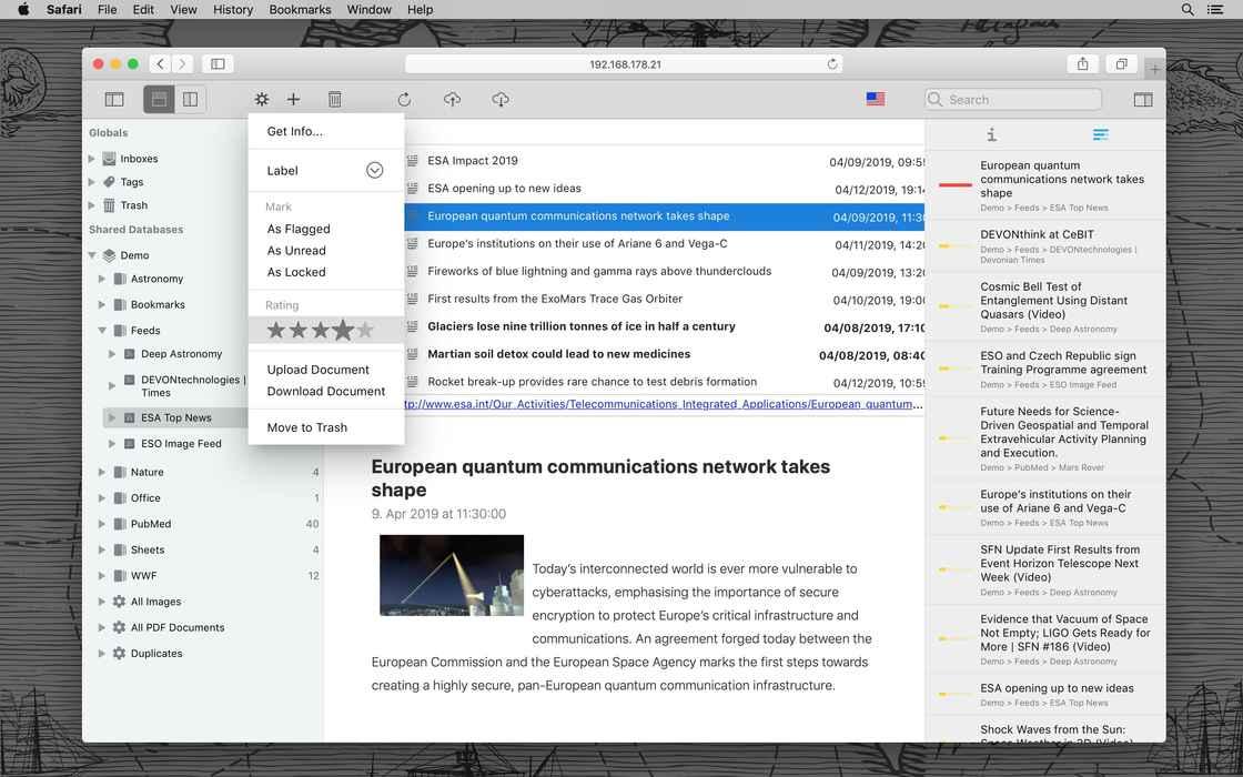 Web 服务网页页面