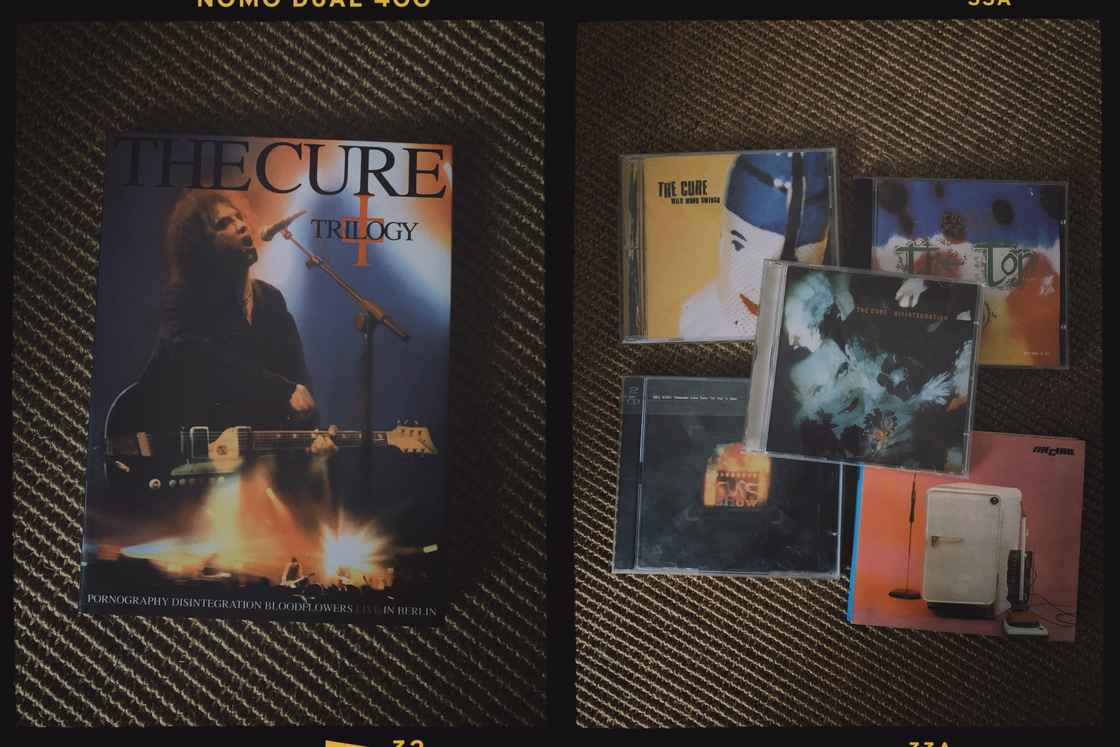 《Trilogy》是 The Cure 最为经典的演唱会