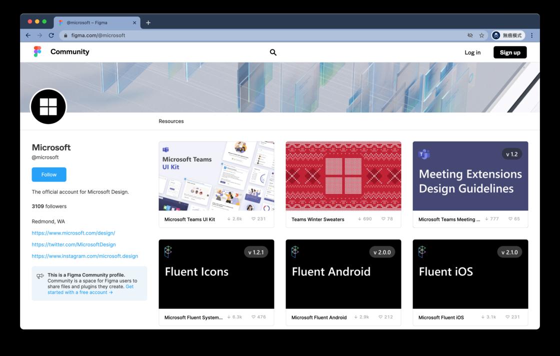 Microsoft@Figma