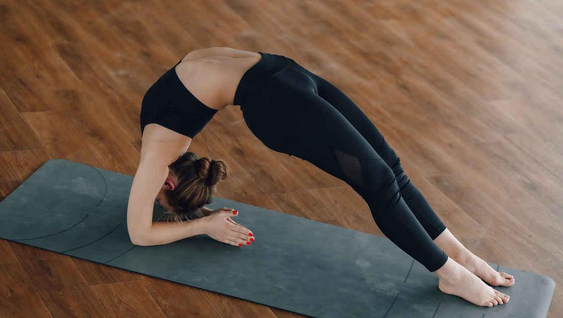 万能且百搭的瑜伽垫