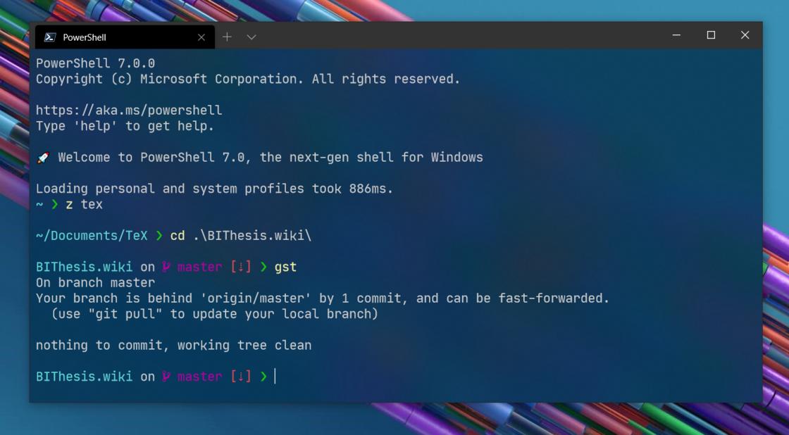 1 - 新生代 Windows 终端:Windows Terminal 的全面自定义